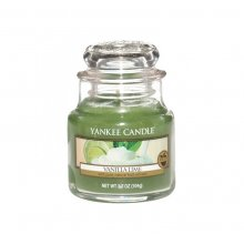 Yankee Candle Vanilla Lime słoik mały świeca zapachowa