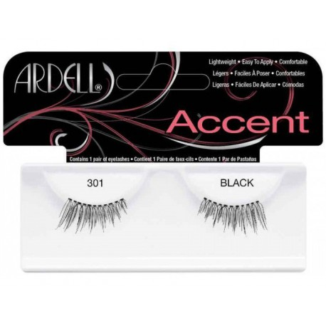 Ardell-Accent-301-Black-sztuczne-rzęsy-połówki-drogeria-internetowa