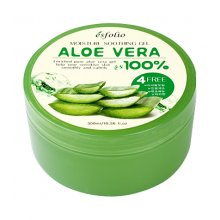 Esfolio-Moisture-Soothing-Gel-Aloe-Vera-100%-żel-aloesowy-100%-300-ml-koreańskie-kosmetyki-drogeria-internetowa-puderek.com.pl