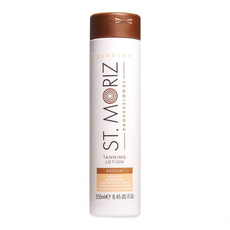 St. Moriz Professional Tanning Lotion - Medium - lotion samoopalacz 250 ml