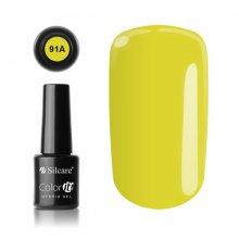 Silcare Color It! 91A lakier hybrydowy do paznokci 8 g