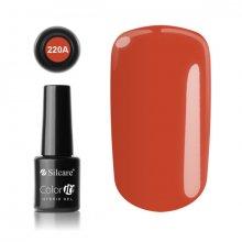 Silcare Color It! 220A lakier hybrydowy do paznokci 8 g