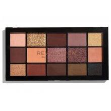Makeup Revolution Reloaded - Velvet Rose - paleta 15 cieni do powiek