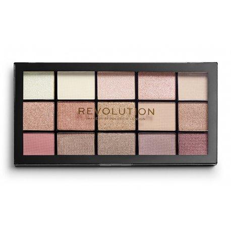 Makeup Revolution Reloaded - Iconic 3.0 - paleta 15 cieni do powiek