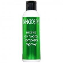 BingoSpa maska kompleks algowy 120 g do cery normalnej