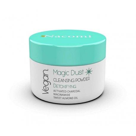 Nacomi Magic Dust - Pyłek oczyszczająco-detoksykujący do twarzy