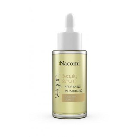 Nacomi Beauty Serum – odżywczo-nawilżające 40 ml