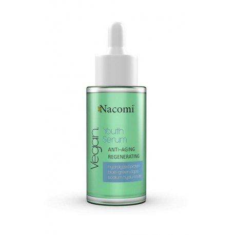Nacomi Youth Serum – przeciwzmarszczkowo-regenerujące 40 ml