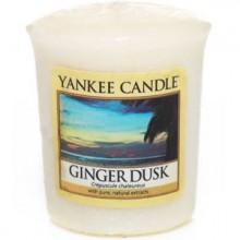 Yankee Candle Ginger Dusk sampler świeca zapachowa