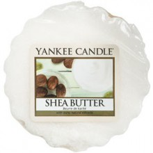 Yankee Candle Shea Butter wosk zapachowy