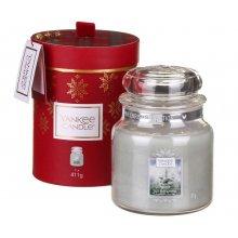 Yankee-Candle-Alpine-Christmas-White-Fir-średni-słoik-świeca-zapachowa-drogeria-internetowa-puderek.com.pl