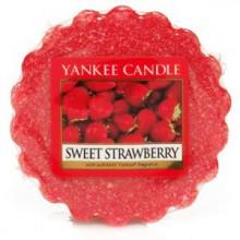 Yankee Candle Sweet Strawberry wosk zapachowy