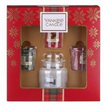 Yankee-Candle-Alpine-Christmas-zestaw-3-samplerów-Candlelit-Cabin-drogeria-internetowa-puderek.com.pl