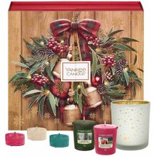Yankee-Candle-Alpine-Christmas-kalendarz-adwentowy-książka-drogeria-internetowa