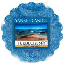 Yankee Candle Turquoise Sky wosk zapachowy