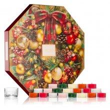 Yankee-Candle-Alpine-Christmas-kalendarz-adwentowy-wieniec-drogeria-internetowa