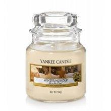 Yankee Candle Winter Wonder słoik mały świeca zapachowa