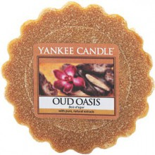 Yankee Candle Oud Oasis wosk zapachowy