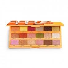 Makeup-Revolution-Honey-Chocolate-Palette-paleta-cieni-drogeria-internetowa-puderek.com.pl