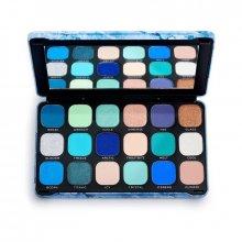 Makeup-Revolution-Forever-Flawless-Ice-paleta-18-cieni-cienie-do-powiek-drogeria-internetowa-puderek.com.pl