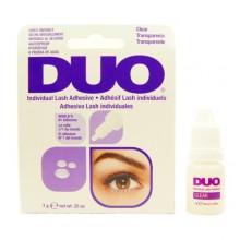 Ardell DUO Individual Lash Adhesive Clear 7 g klej do kępek sztucznych rzęs bezbarwny