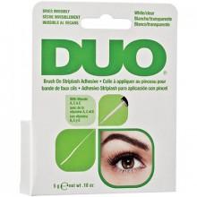 Ardell DUO Brush On Adhesive with Vitamins Clear 5 g klej do sztucznych rzęs z witaminami bezbarwny