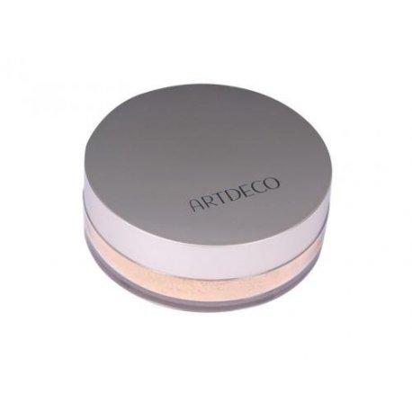 Artdeco Mineral Powder Foundation Sypki - 6 Honey - podkład mineralny