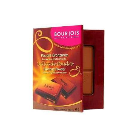 Bourjois Delice de Poudre 52 matowy puder brązujący