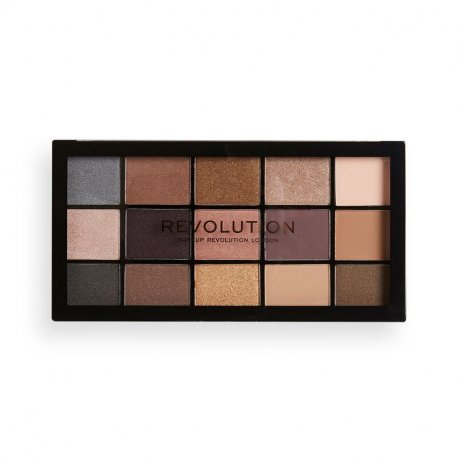 Makeup Revolution Reloaded - Iconic 1.0 - paleta 15 cieni do powiek