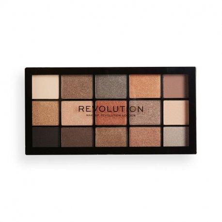 Makeup Revolution Reloaded - Iconic 2.0 - paleta 15 cieni do powiek