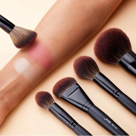 Jessup T271 Makeup Lover Complete Collection - zestaw pędzli do makijażu 21 szt.