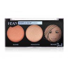 Hean Shape & Glow Palette - paleta do konturowania