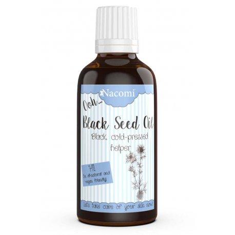 Nacomi olej z czarnuszki - nierafinowany 30 ml