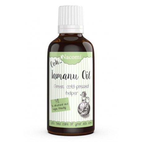 Nacomi olej tamanu - nierafinowany 30 ml