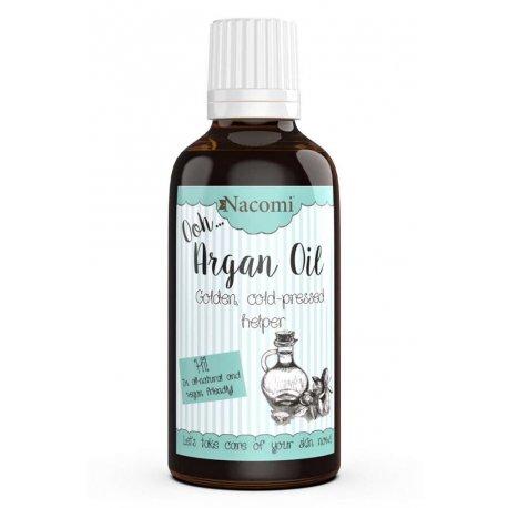 Nacomi 100% olej arganowy nierafinowany 30 ml