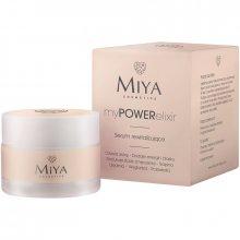 Miya Cosmetics myPOWERelixir - Naturalne Serum Rewitalizujące 15 ml