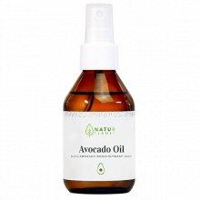 Natur Planet - Avocado Oil - 100% nierafinowany olej awokado 100ml