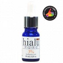 Natur Planet - Hialu Pure Serum 3% - Serum z kwasem hialuronowym w żelu 10ml