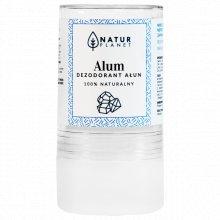 Natur Planet - Alum - 100 % naturalny dezodorant Ałun 125g