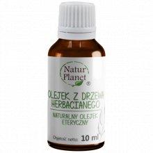 Natur Planet - Olejek z drzewa herbacianego 10ml