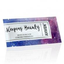 Anwen-saszetka-sleeping-beauty-nocna-maska-do-włosów-średnioporowatych-drogeria-internetowa-puderek.com
