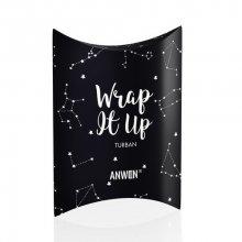 Anwen - Wrap It Up - Czarny turban