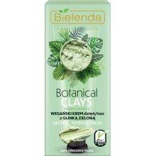 Bielenda - Botanical Clays - Krem na dzień i noc z glinką zieloną 50ml