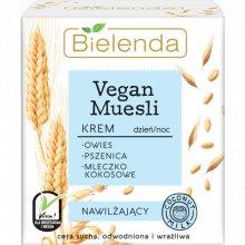 Bielenda - Vegan Muesli - krem nawilżający na dzień i noc 50ml