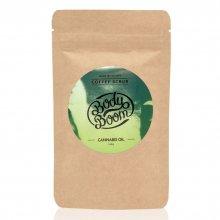 Body Boom - Peeling Kawowy Cannabis Oil Konopia 100g