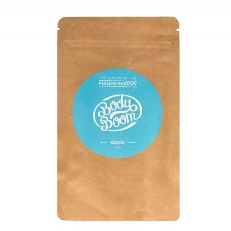 Body Boom - Peeling Kawowy Kokos 100g