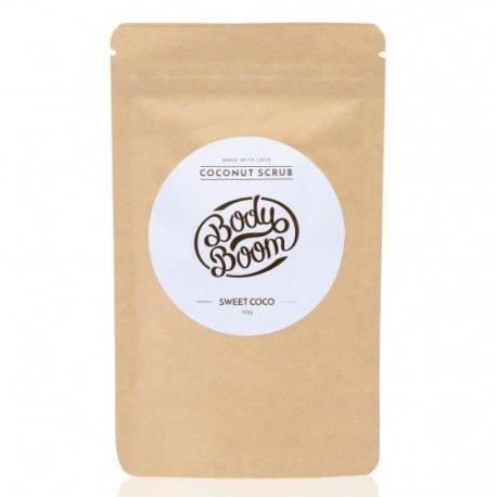 Body Boom - Peeling Kawowy Sweet Coco 100g