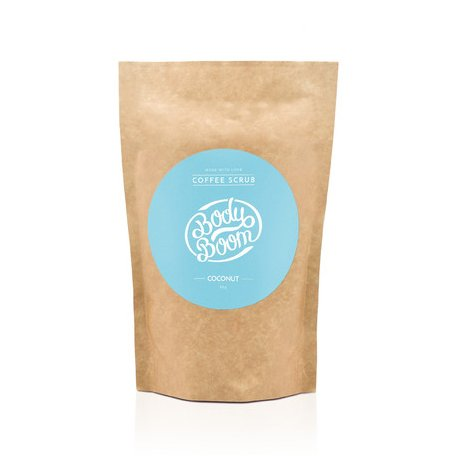 Body Boom - Peeling Kawowy Kokos 30g