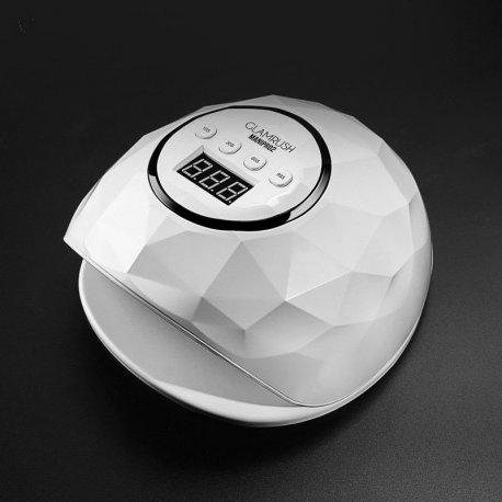 Zestaw startowy do hybryd 5 x Silcare Color it + LAMPA LED UV 86W + akcesoria