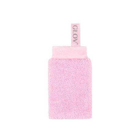 Glov Scrubex Pink - Akcesorium do pielęgnacji i peelingu ust